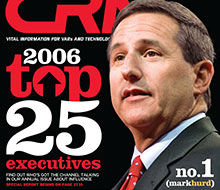 CRN Top 25 Executives Special Report