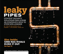 CRN Tech Leaky Pipes Cover Story
