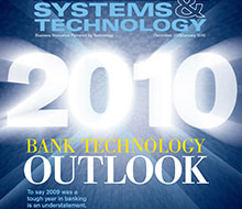 Bank Systems & Technology Outlook Cover