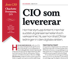 CIO Sweden Awards Special Report
