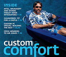Digital Connect Custom Comfort Cover